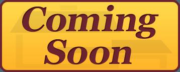 Specials Coming Soon!