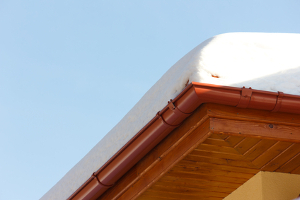 Wautoma Snow Retention on Metal Roofs